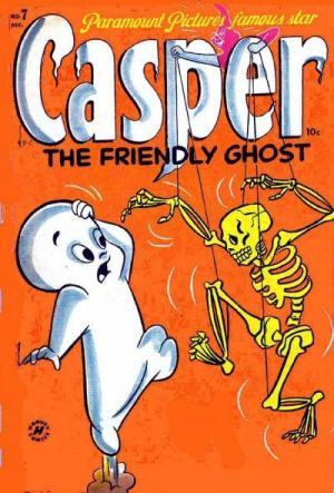 El fantasma amistoso (C)