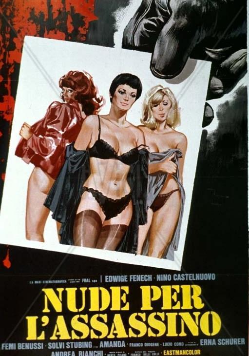Desnuda Ante El Asesino 1975 Filmaffinity