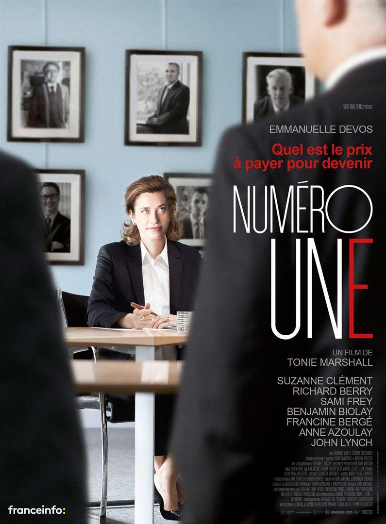 La Número Uno 2017 Filmaffinity
