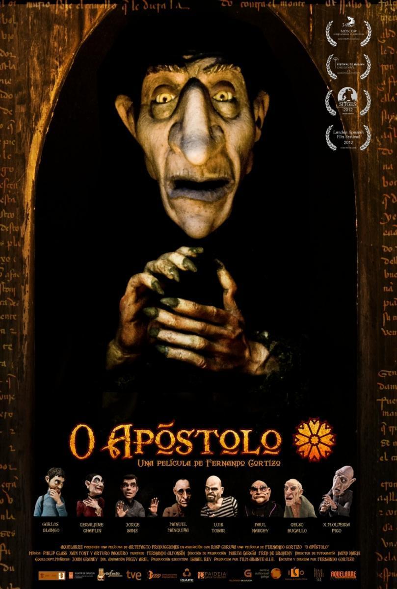 Últimas películas que has visto (las votaciones de la liga en el primer post) - Página 17 O_apostolo-397056637-large