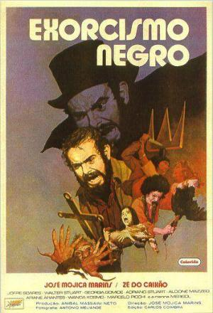 Black Exorcism of Coffin Joe