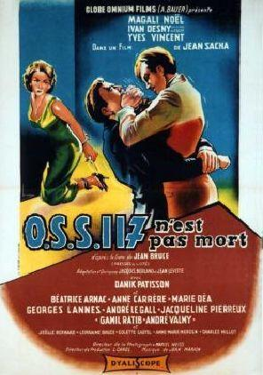 OSS 117 no ha muerto