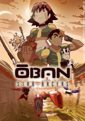 Oban Star Racers (Serie de TV)