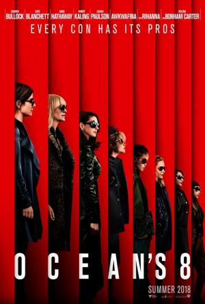 Ocean's 8: Las estafadoras (2018) [BRRip] [1080p] [Full HD] [Latino] [1 Link] [MEGA] [GDrive]