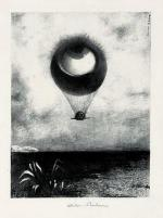 Odilon Redon or The Eye Like a Strange Balloon Mounts Toward Infinity (C)