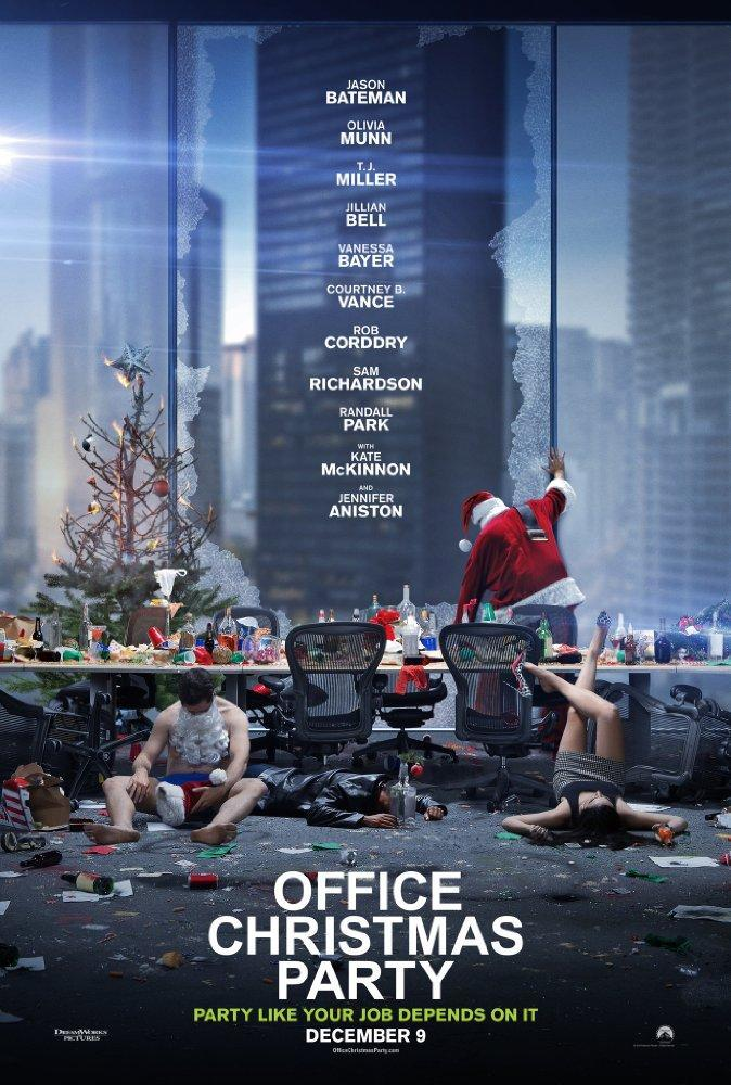 Fiesta de Navidad en la oficina, [1080p] [Latino-Ingles] [MEGA]