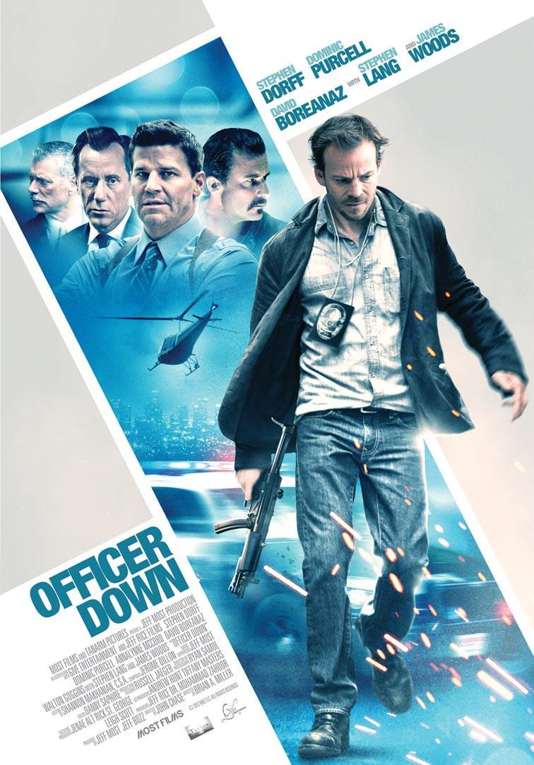Officer Down (2012) - ...