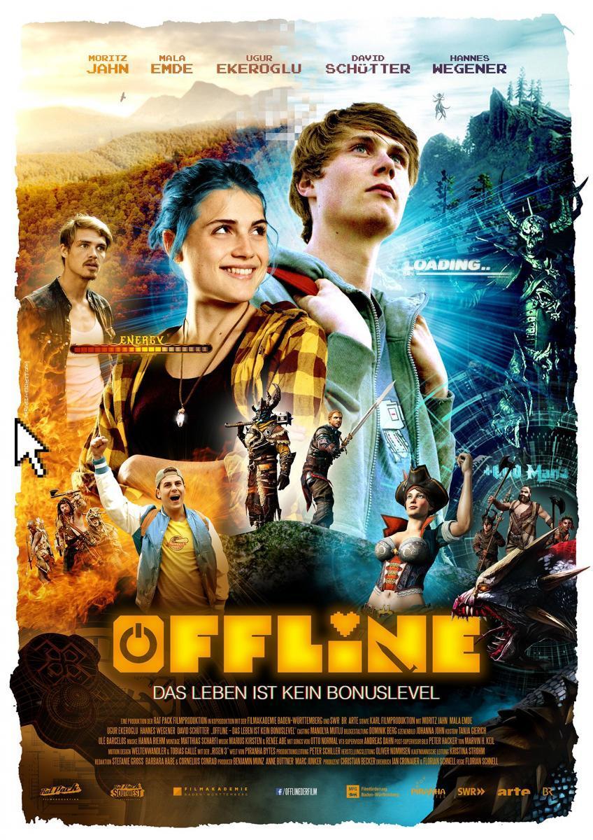 Offline: La Vida No Es Un Juego (WEBRip Latino – Aleman 1080p) 2016