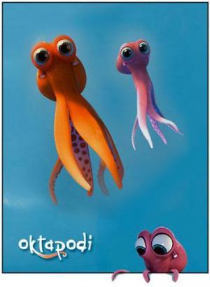 Oktapodi (C)