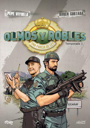 Olmos y Robles, una pareja de ley (Serie de TV)