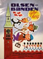 Olsen-banden går i krig (The Olsen Gang Goes to War)
