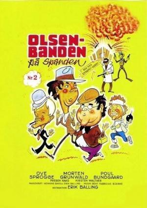 Olsen-banden på spanden (The Olsen Gang in a Fix)