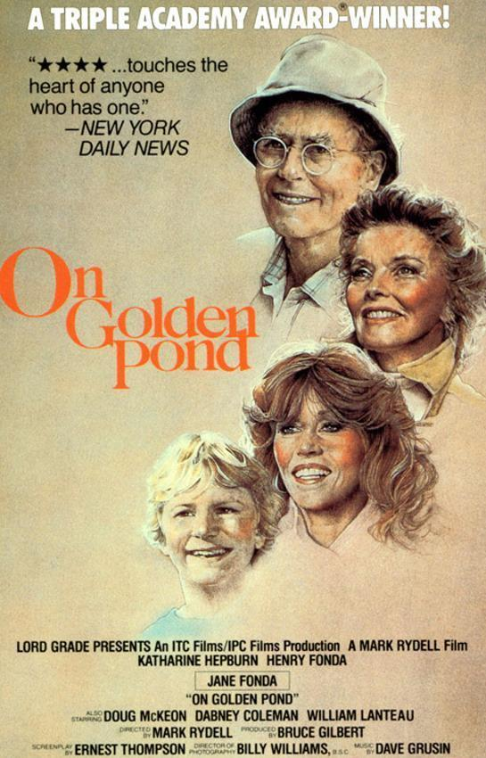 on golden pond movie summary