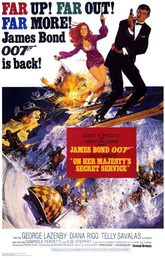 Al servicio secreto de su Majestad (1969)[Latino][1080p][Mega](Subida Propia)