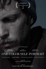 One Color Self-Portrait