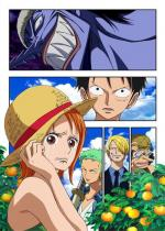 One Piece: Episode of Nami - Koukaishi no Namida to Nakama no Kizuna (TV)