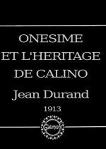 Onésime et l'héritage de Calino (C)