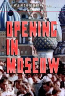 Opening in Moscow