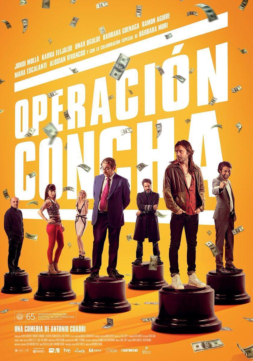 Operación Concha Online