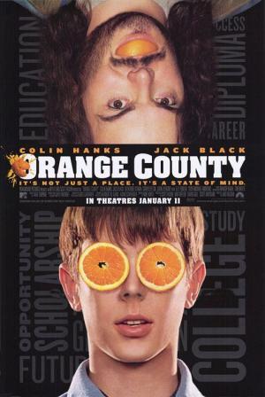 Orange County (Colgado, pringado y sin carrera)