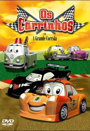 Os Carrinhos em: A Grande Corrida (The Little Cars in the Great Race)