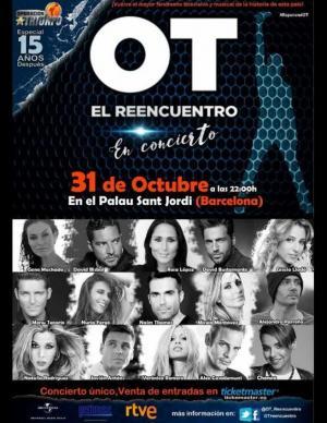 OT. El reencuentro - En concierto (TV)