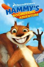 Vecinos invasores: La aventura de Hammy y el boomerang (C)