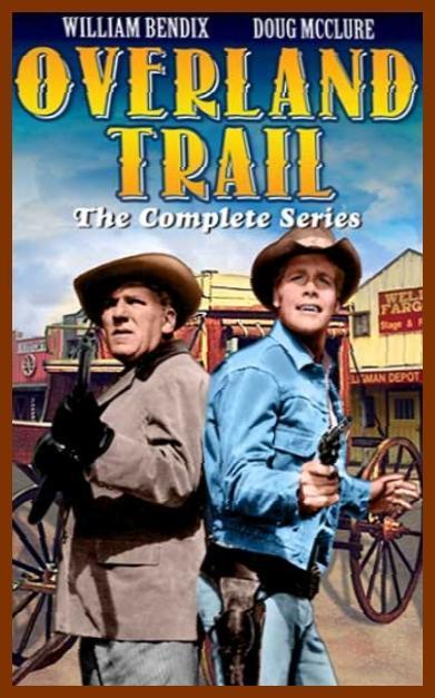 overland trail  serie de tv   1960
