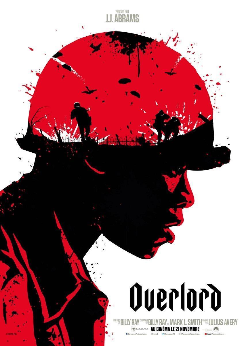 Operación Overlord [2018][Latino][1080p][MEGA]