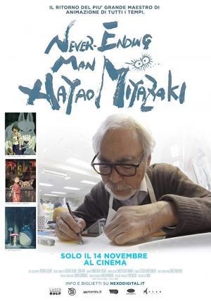Never-Ending Man: Hayao Miyazaki (TV)