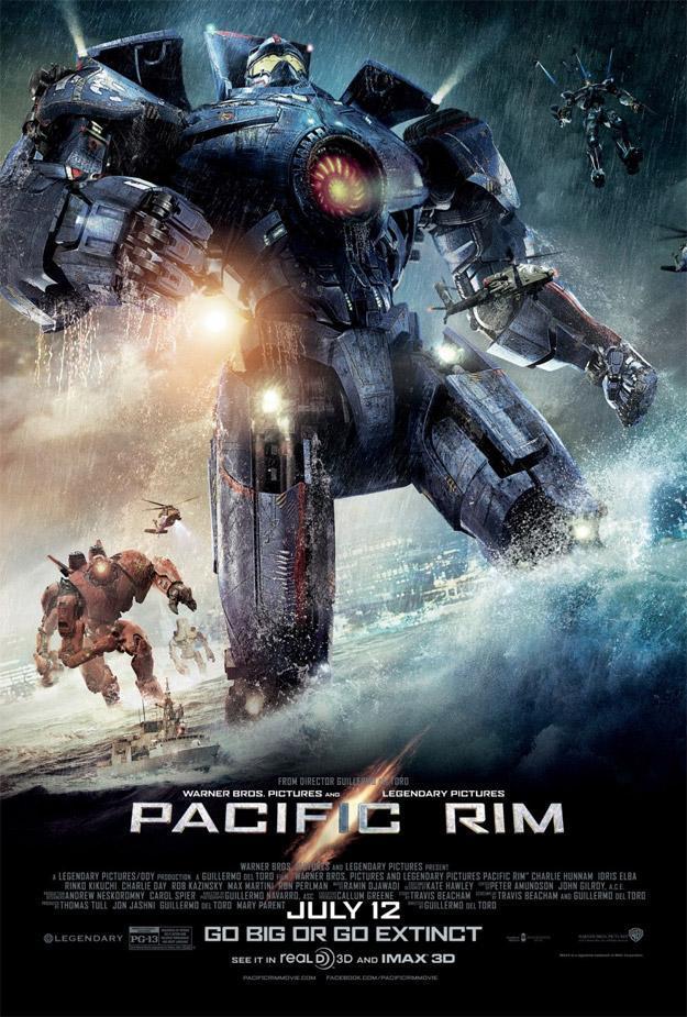 Titanes del Pacífico (2013) ()