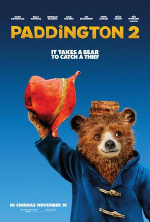 póster de la película Paddington 2