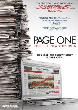 Page One: A Year Inside the New York Times (TV)
