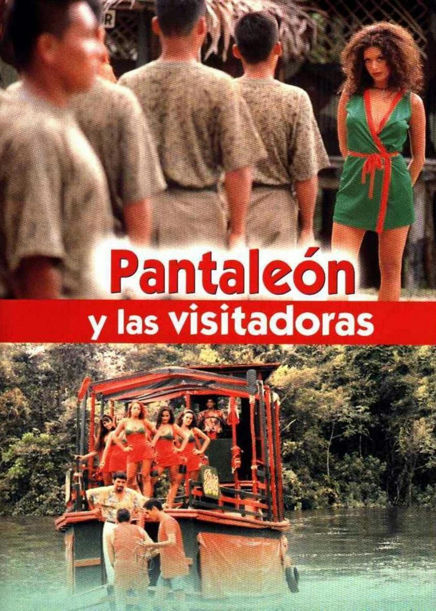 Pantaleón y las visitadoras (1999) HD Latino 1 LINK