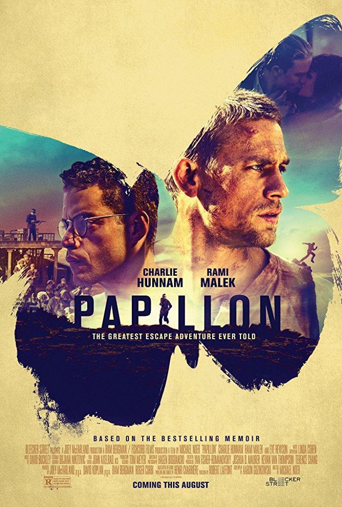 Papillon [2017], [1080p] [Latino] [MEGA]