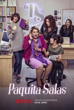Paquita Salas (Serie de TV)