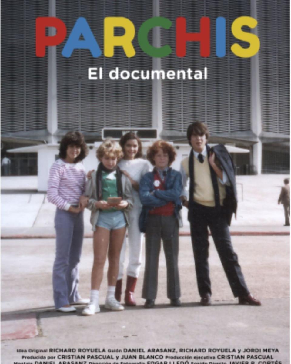 Image result for PARCHIS EL DOCUMENTAL