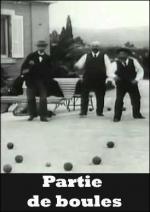 Partie de boules (C)
