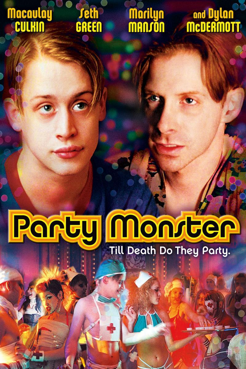 party monster st james james