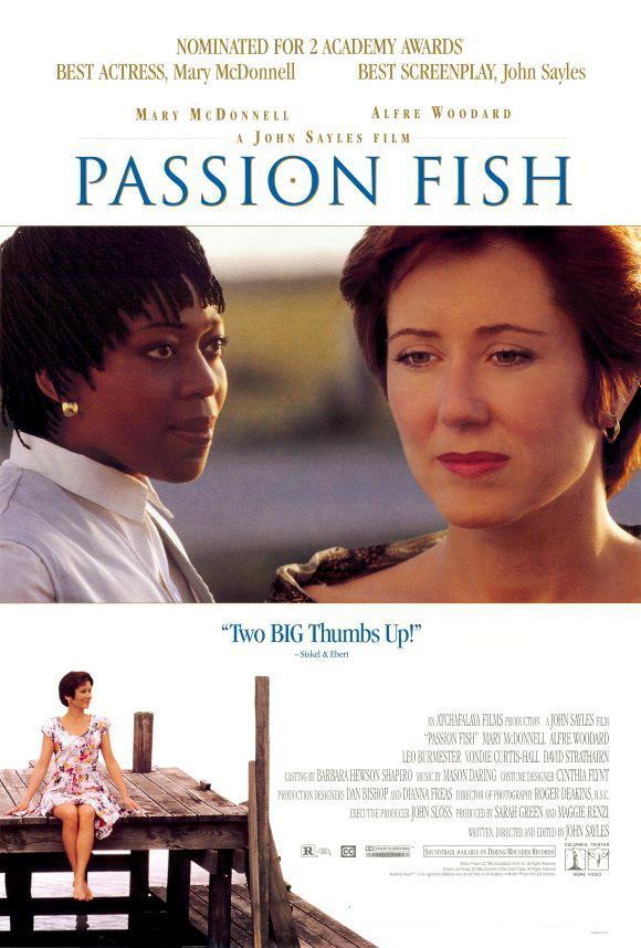 Passion fish peces de pasi n 1992 filmaffinity for Passion fish movie