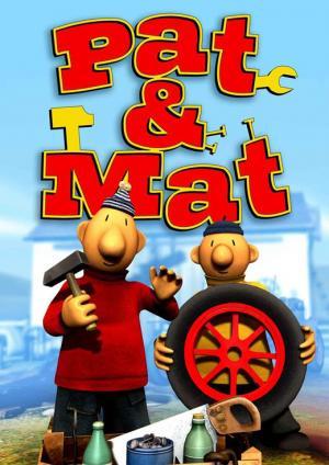 Pat y Mat (Los chapuceros) (Serie de TV)