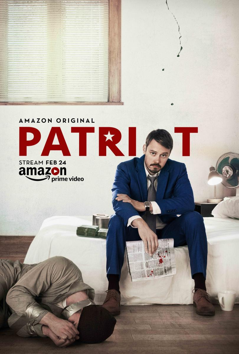 Resultado de imagen de patriot filmaffinity