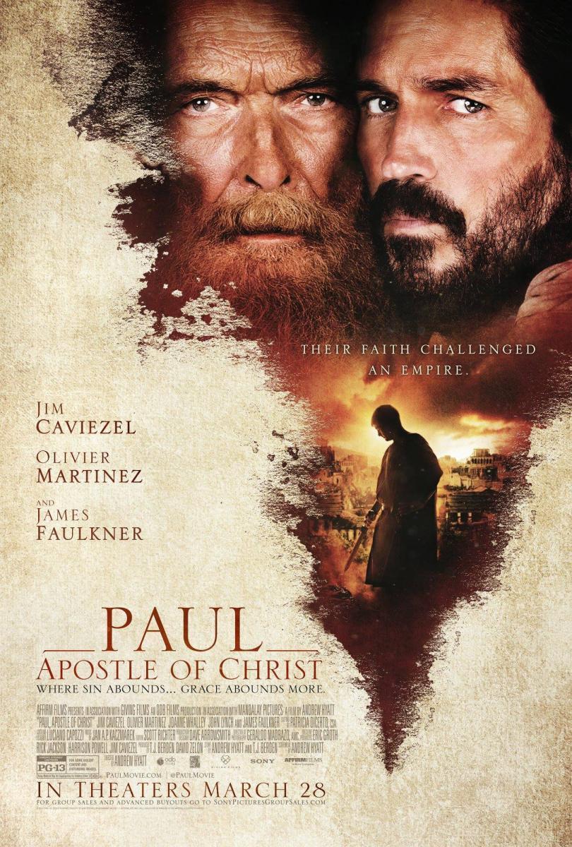 Pablo, apóstol de Cristo (2018) HD Latino MEGA ()