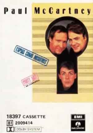 Paul McCartney: Spies Like Us (Music Video)