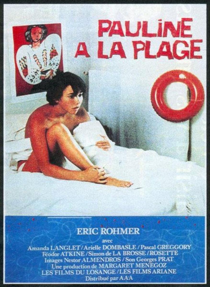 pauline en la playa 1983 filmaffinity. Black Bedroom Furniture Sets. Home Design Ideas