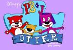 Las aventuras de P B y J Otter (Serie de TV)
