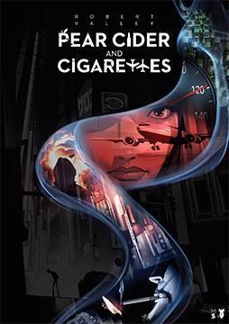 Sidra de pera y cigarrillos