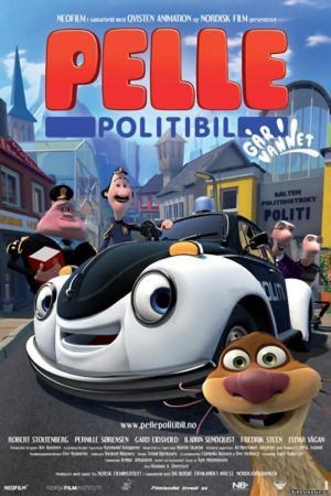 Ploddy, el Coche Policía