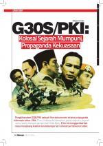 Pengkhianatan G 30 S/PKI
