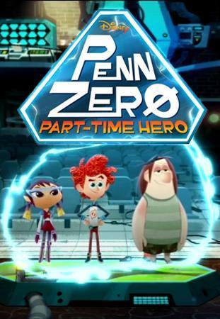 penn zero part time hero game